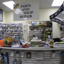 Parts & Repair